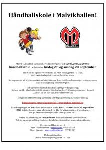 Invitasjon Håndballskole i Malvik hallen 2014-page-001 (2)