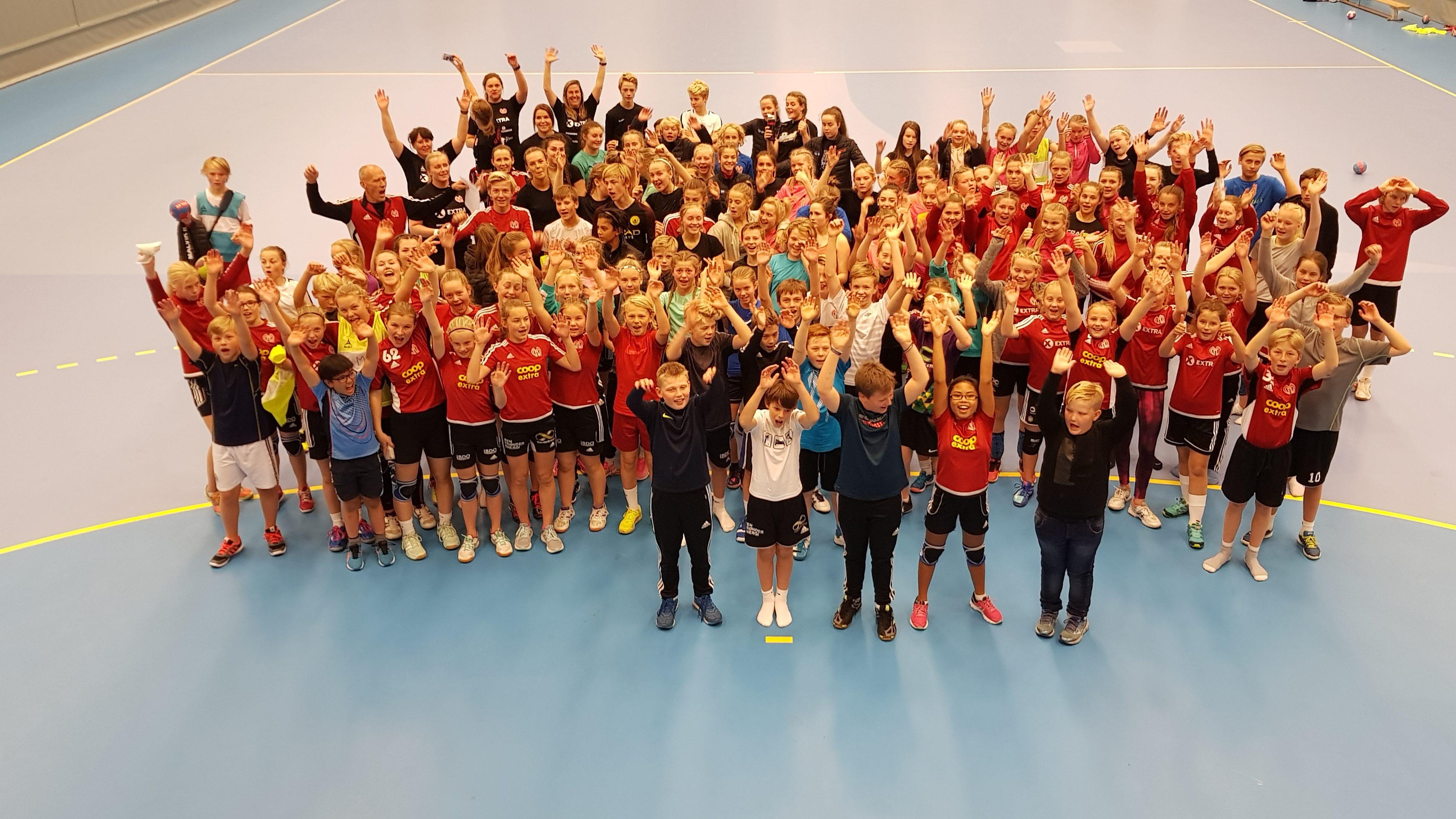 Årets Treningssamling På Røros 29.09 – 01.10